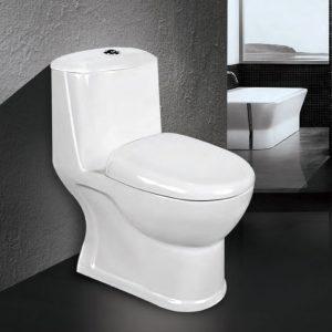توالت فرنگی مروارید مدل ورونا - توالت فرنگی یک تکه ورونا 61 Verona