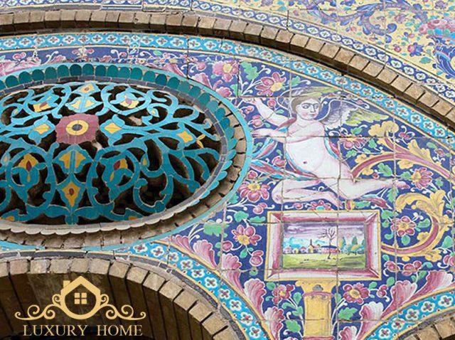 کاشی کاری هنر ایرانی