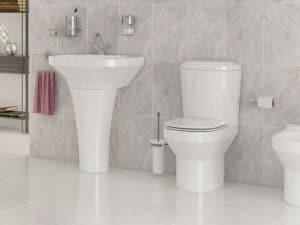 توالت فرنگی - قیمت انواع توالت فرنگی - مزایا و معایب استفاده از توالت فرنگی