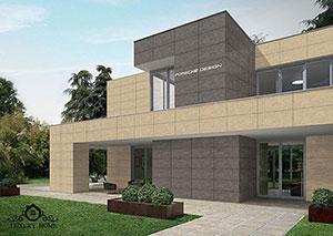 طراحی نمای ساختمان رایگان