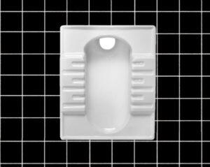 توالت زمینی طبی