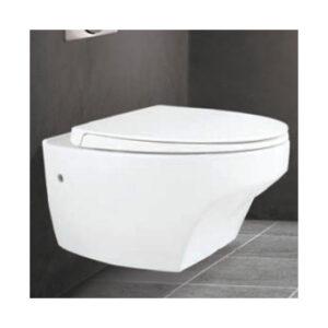 توالت فرنگی وال هنگ مروارید مدل مگا 57 - فرنگی وال هنگ مگا Mega