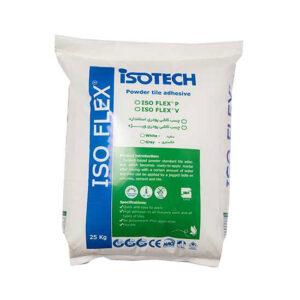 چسب کاشی پودری ویژه شرکت ایزوتک - چسب سنگ - کاشی و سرامیک پرسلان
