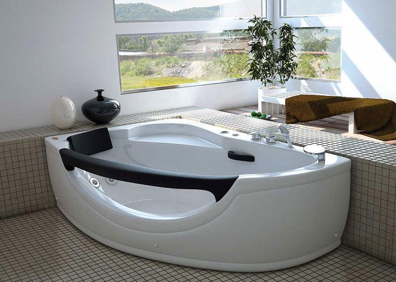 فروش وان حمام جکوزی لاکچری