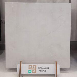 سرامیک اورلا فخار رفسنجان 80 در 80 پرسلان فول پولیش طرح مرمر سفید